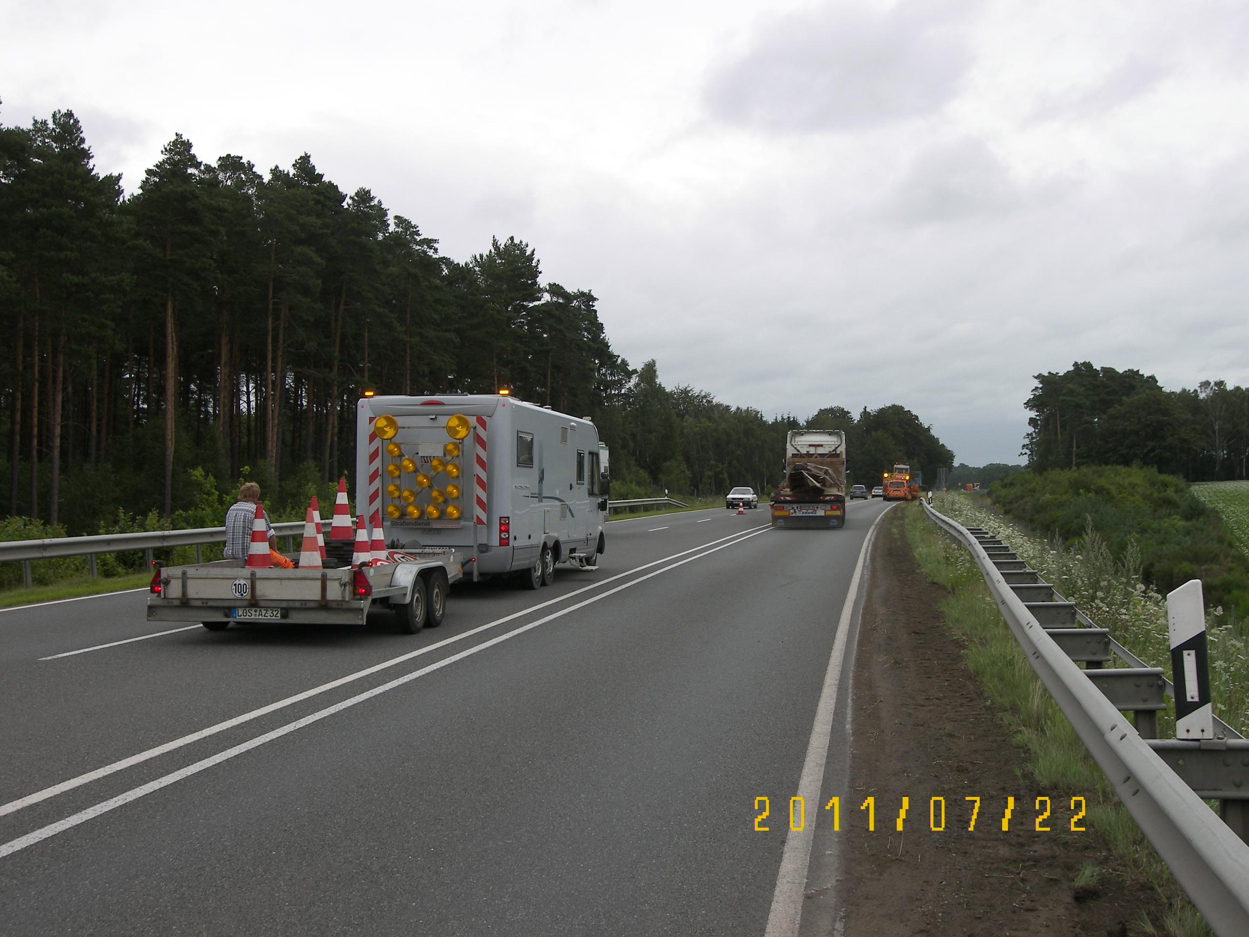 105 4016 Verkehrssicherung