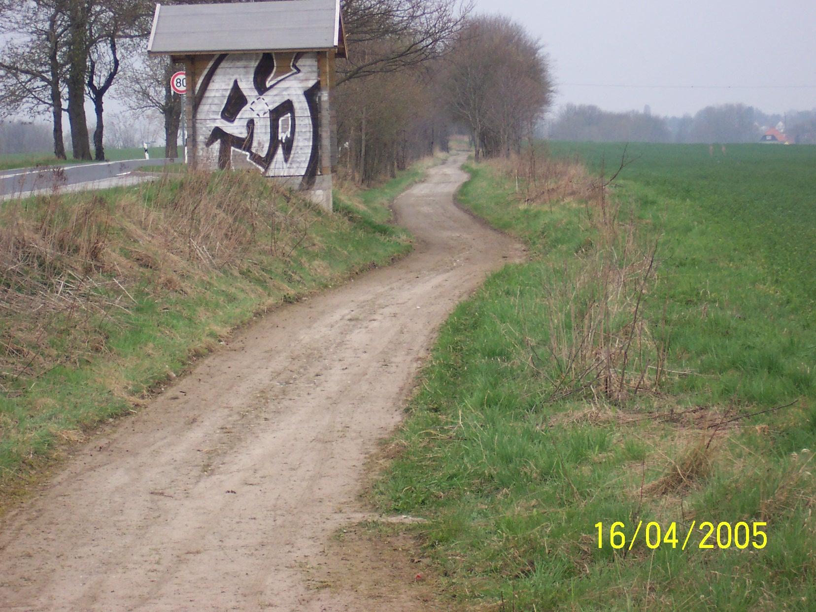 100 0341 Rad und Wanderwege