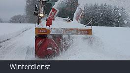 winterdienst MB Trac