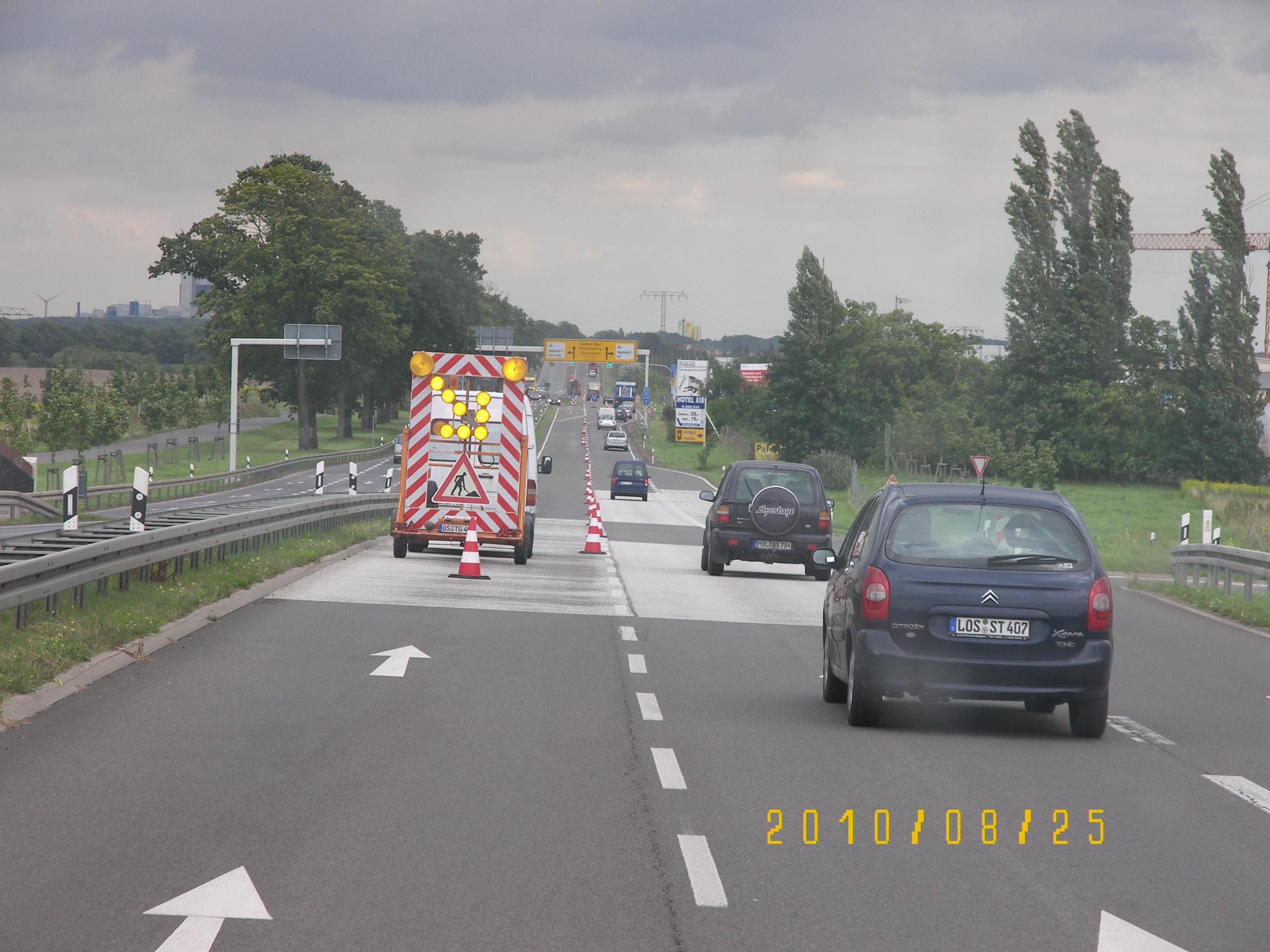 100 3241 Verkehrssicherung