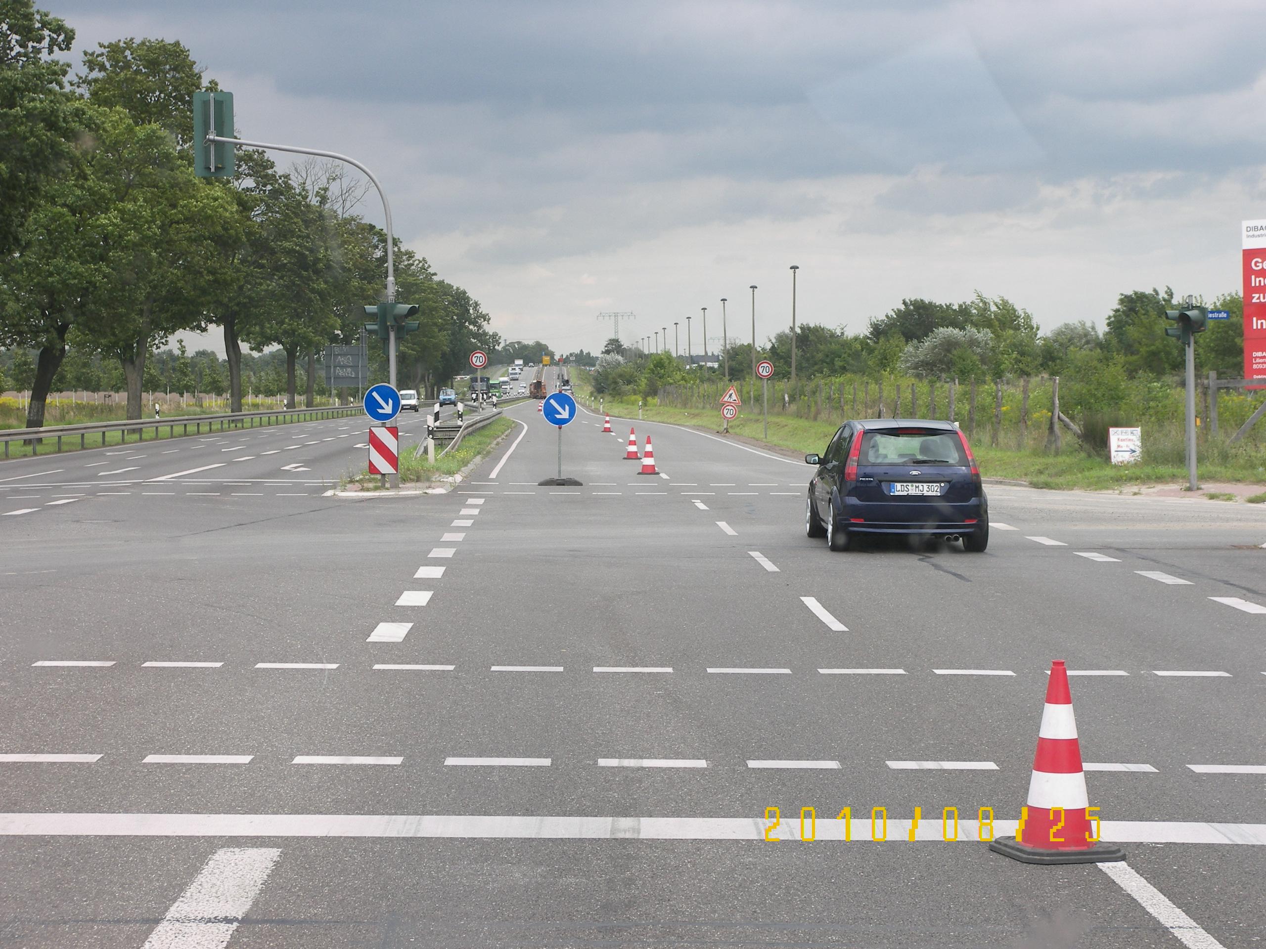 100 3242 Verkehrssicherung